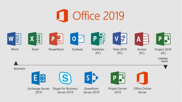 Microsoft Office2016とOffice2019の比較-2