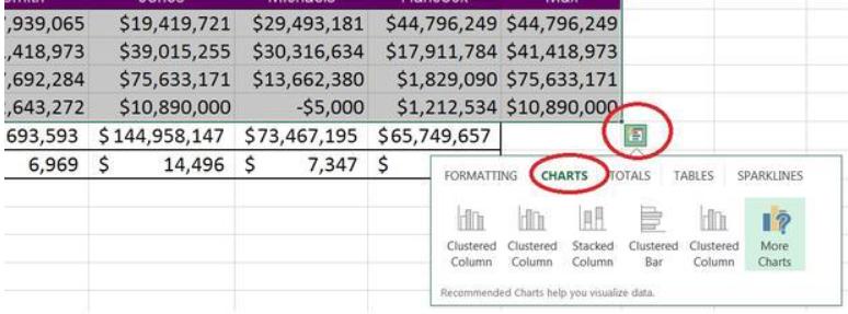 違うバージョンのMicrosoft Excel-2010と 2013 と2016 と 2019を比較します-16