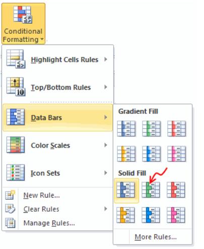 違うバージョンのMicrosoft Excel-2010と 2013 と2016 と 2019を比較します-20