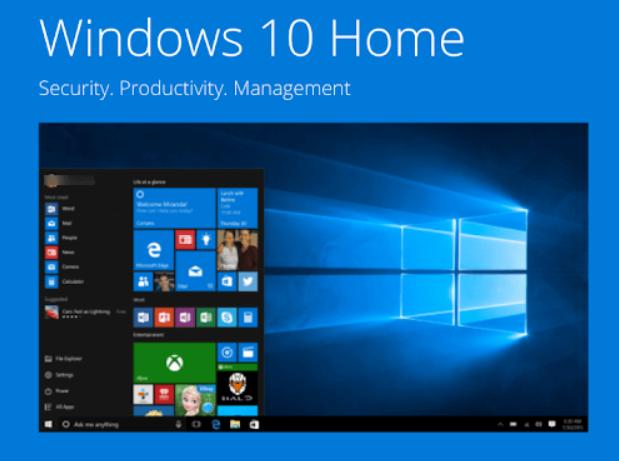 Microsoft Windows 10すべてのバージョンの比較-1