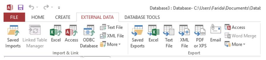 Microsoft Accessの10つの強力な機能-1