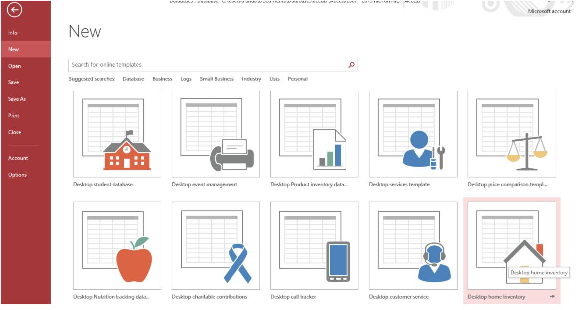 Microsoft Accessの10つの強力な機能-4