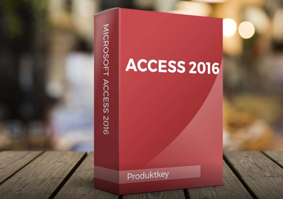 Microsoft Access 2016を購入する:これはデーターベースソフトウェアが提供する内容です-1
