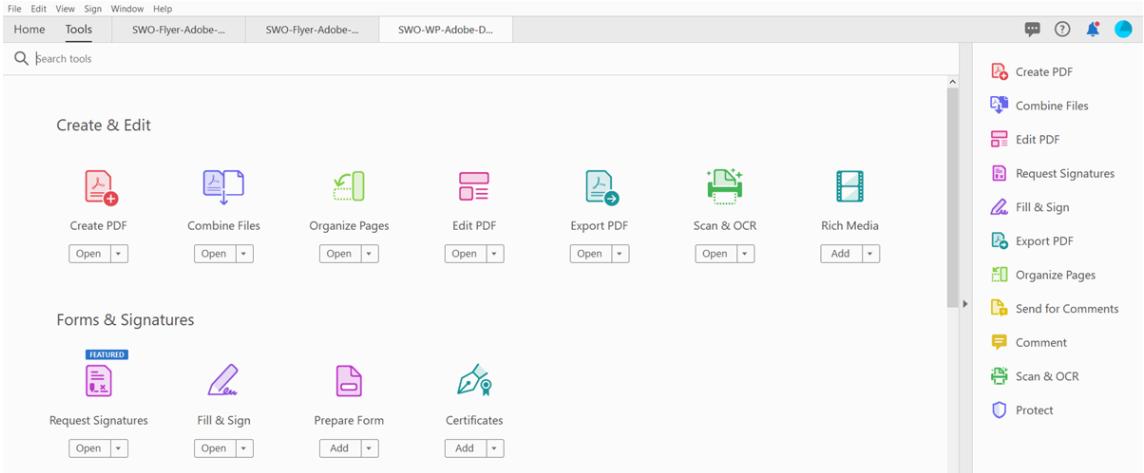 Adobe Acrobat Pro:Standardバージョンにない5つの有用な機能-2